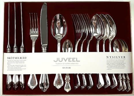 Gammal NS 16-pack Juveel