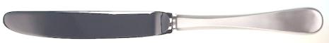 Stockholm blank bordskniv