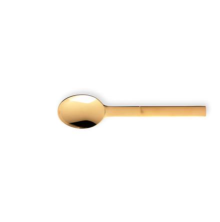 Nobel guld efterrättssked